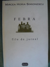Febra: file de jurnal, 1963-1971